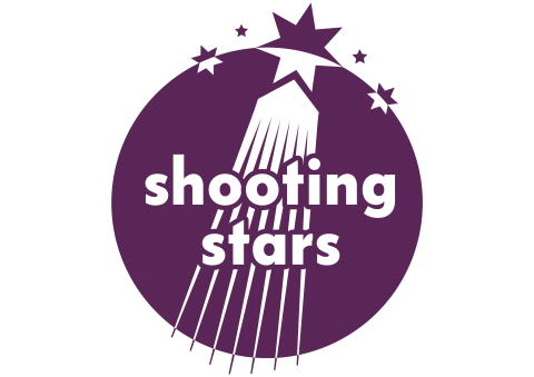 Shooting stars logo